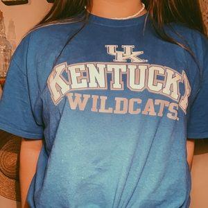 Tops - Kentucky Wildcats Tee